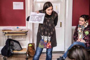French workshop with Juliette Saumande