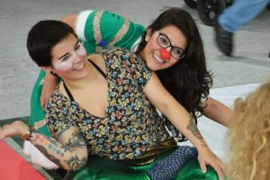 Brazil Clowning project