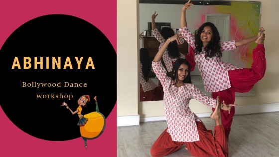Abhinaya (Guneet & Dhanashree - Indance Ireland)