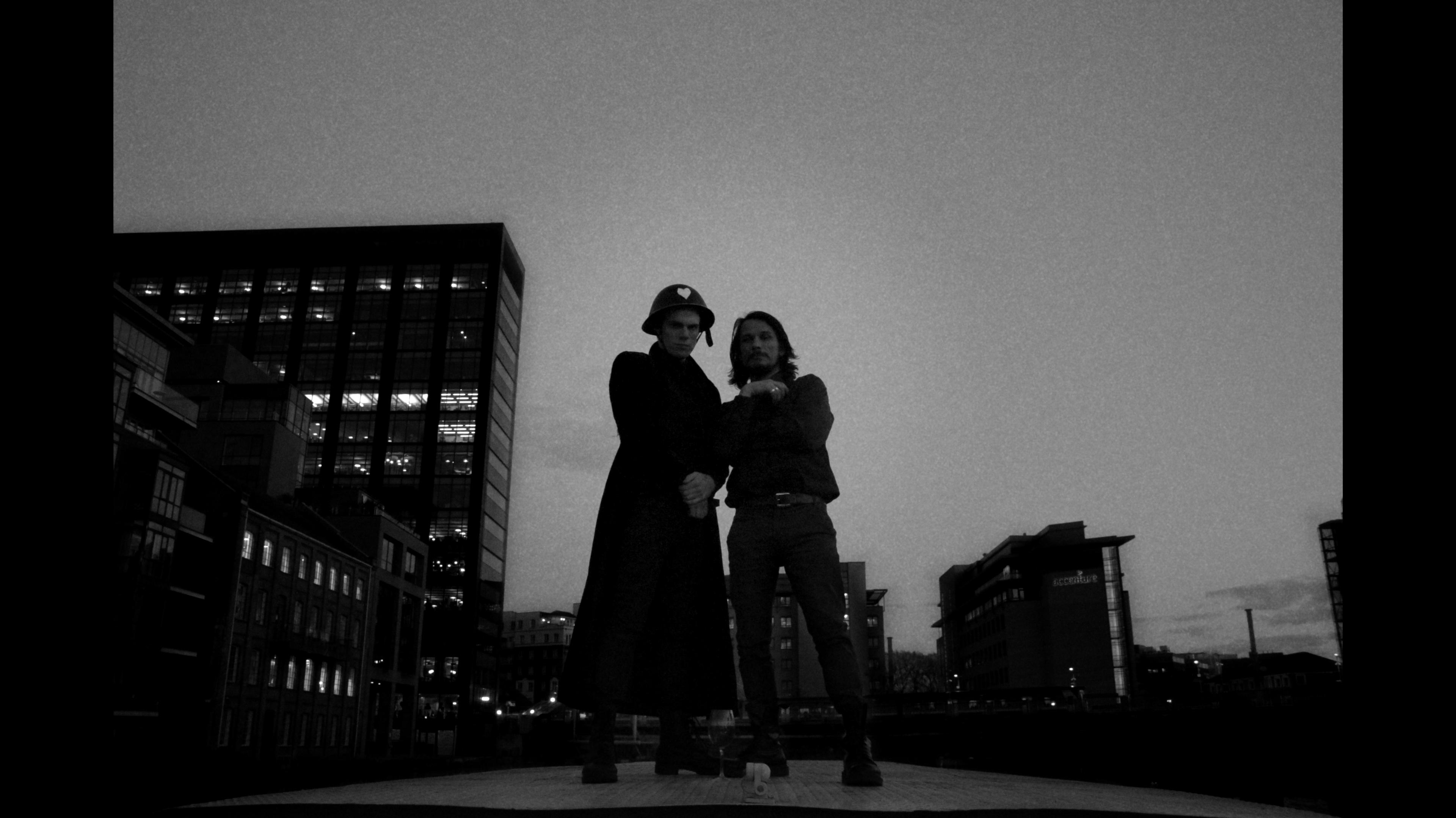 ALAIN SERVANT & JOHN LINNANE