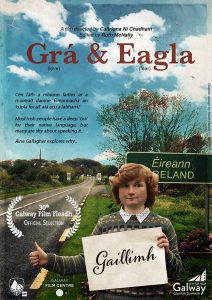 'Grá & Eagla' The love and fear of speaking a new language