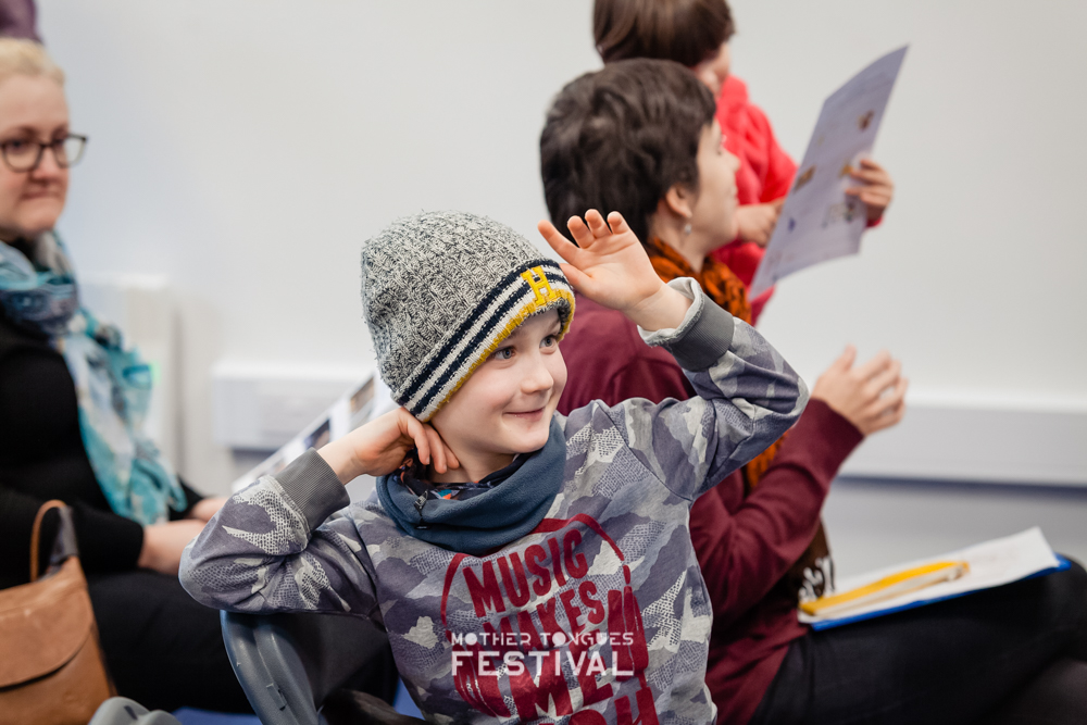 Galway Mother Tongues Festival. 22nd and 23rd February 2019