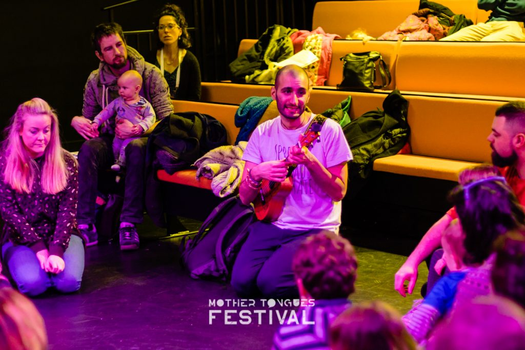 Mother Tongues Festival 2020. 22-23 February, Tallaght, Dublin.